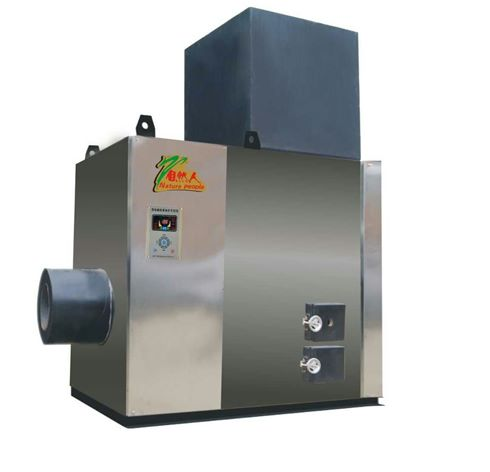 秸秆生物质燃烧机