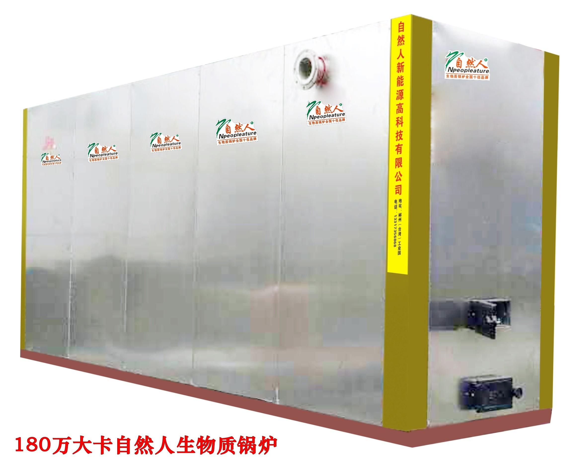 180万大卡生物质锅炉 3吨锅炉型号