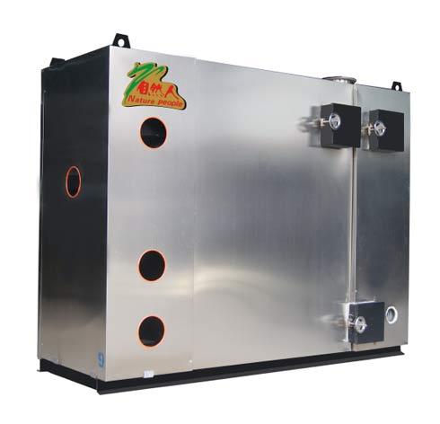 自然人生物质蒸汽发生器