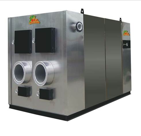 双燃料生物质锅炉